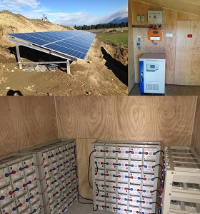 10KW solar off grid system